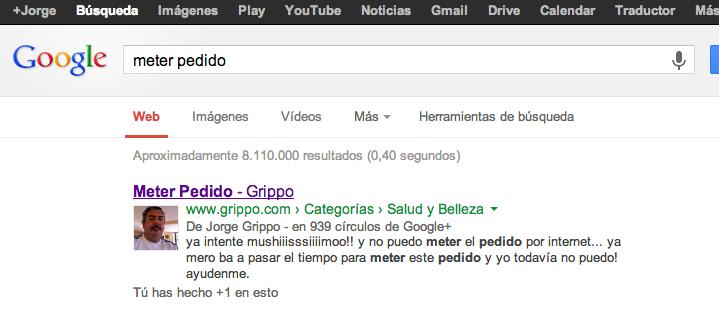 Así se verán tus anuncios cuando sean buscados en Google